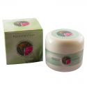 Crema antiarrugas (Aloe Vera + Baba de caracol + Rosa Mosqueta) FPS 15. 100 ml