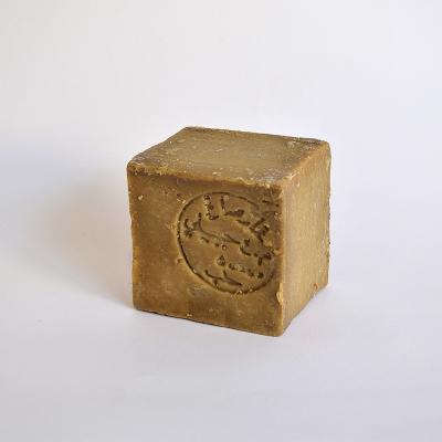 Jabón de Alepo del 25% de Aceite de Laurel y 75% de Aceite de Oliva. 210g