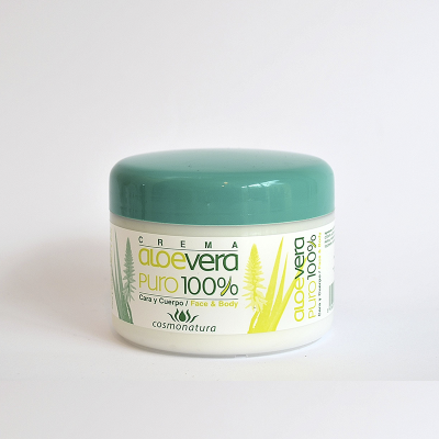 Crema Aloe Vera 100% puro. 250ML