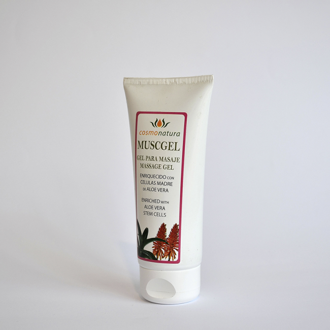 Gel Muscgel en Tubo 100 ml