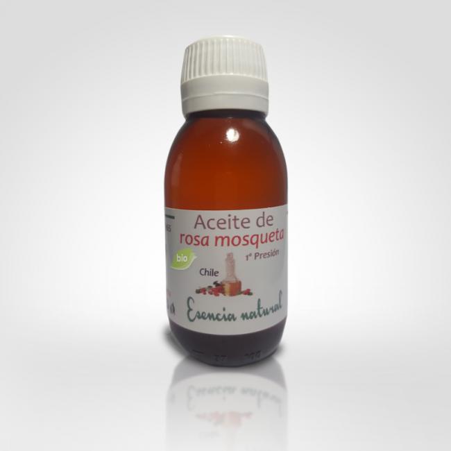 Aceite de Rosa Mosqueta 100% puro y BIO. 100 ml