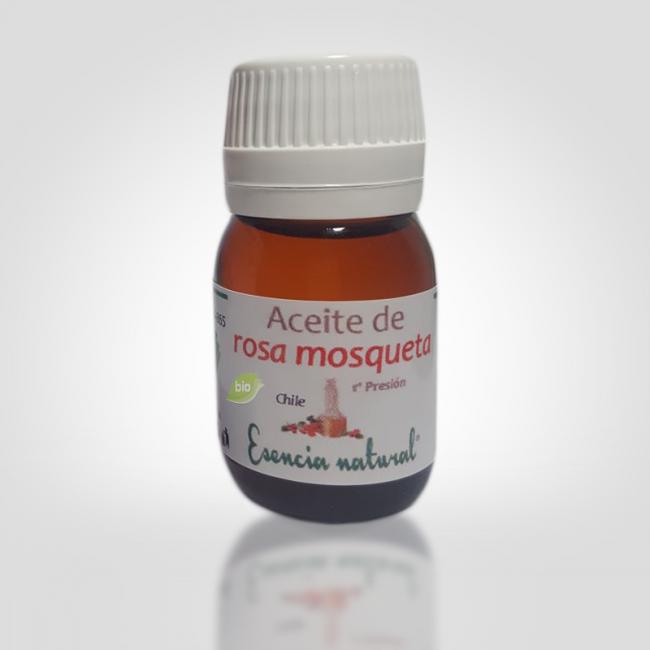 Aceite de Rosa Mosqueta 100% puro y BIO. 30 ml